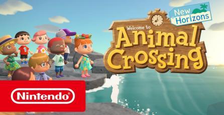 Animal Crossing: New Horizons | Trailer Nintendo Switch