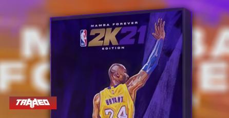 2K usará la imagen del fallecido Kobe Bryant para el próximo juego de NBA