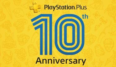 ¡Festeja el 10.º aniversario de PlayStation Plus con este tema gratuito para PS4!