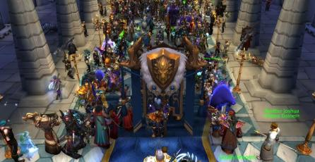 Jugadores se reunieron en <em>World of Warcraft</em> para homenajear a Reckful