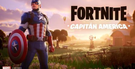 Trailer Llega el Capitán América | Fortnite