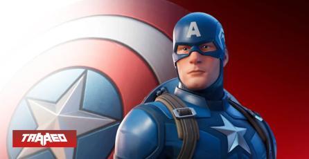 Capitán América llega a Fortnite para celebrar el 4 de julio a 20 dolares