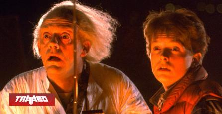 Se cumplen 35 años desde el estreno de Back to the Future