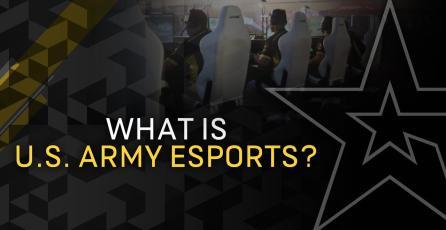¿Qué es U.S. Army Esports?