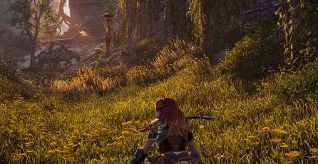 <em>Horizon: Zero Dawn</em> aún no llega a PC y ya la está rompiendo en Steam