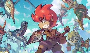 <em>Little Town Hero</em> llega a Xbox One y cuesta menos que en Switch y PS4