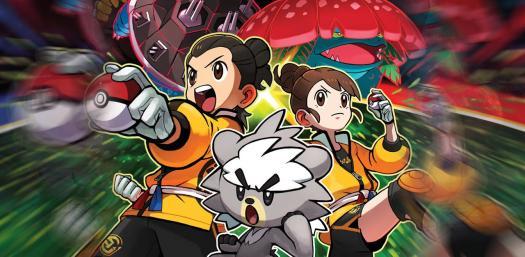 <em>Pokémon Sword & Shield: The Isle of Armor</em>