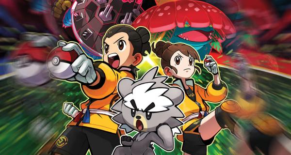 <em>Pokémon Sword & Shield: The Isle of Armor</em>