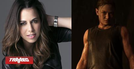 Laura Bailey, quien dio voz a Abby en The Last of Us Parte 2, ha sido amenazada de muerte