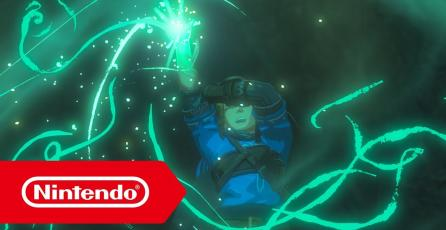 The Legend of Zelda: Breath of the Wild secuela primer vistazo