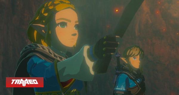 Ya estaría siendo doblada secuela de The Legend of Zelda Breath of the Wild
