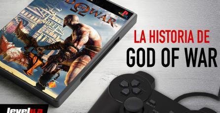 La historia detrás de: God of War