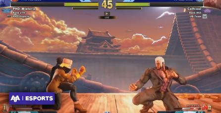 Mira los octavos de final de la Capcom Pro Tour en español