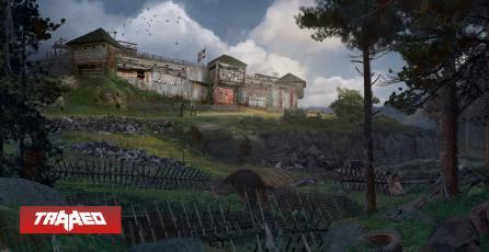 Los creadores de Left 4 Dead revelan un concept art de su nuevo juego de zombies, Back 4 Blood