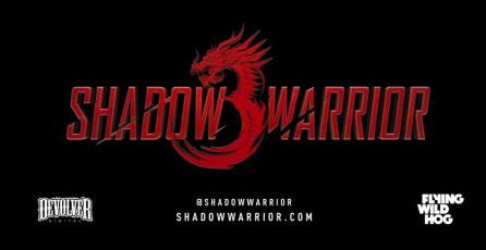 <em>Shadow Warrior 3</em> ― teaser de anuncio