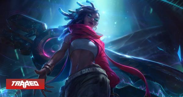 ¿Vuelve True Damage? Actualizan sitio del grupo musical de League of Legends