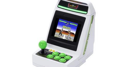 SEGA revela el Astro City Mini Arcade con más de 30 juegos precargados