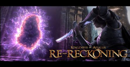 Trailer anuncio Kingdoms of Amalur: Re-Reckoning