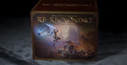 Kingdoms of Amalur: Re-Reckoning - Tráiler Edición Coleccionista