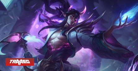 "League of Legends presenta los aspectos del ""Florecimiento espiritual"""
