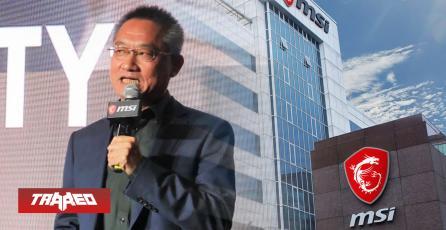Fallece el CEO de MSI: Habría caído desde el edificio de la propia compañía