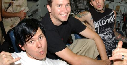 Mark Hoppus de Blink-182 usó <em>The Last of Us: Part II</em> para tocar <em>Dammit</em>