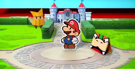 Paper Mario: The Origami King - Tráiler Próximo Lanzamiento