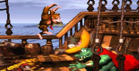 Switch Online: <em>Donkey Kong Country</em>, clásico de SNES, está de regreso