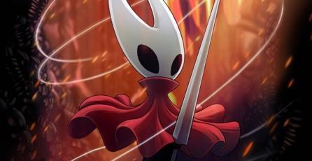 Personaje de <em>Hollow Knight: Silksong</em> fue creado por un fan antes de morir