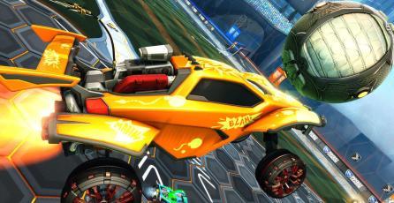 <em>Rocket League</em> cumplió 5 años, y decenas de millones de usuarios lo han jugado