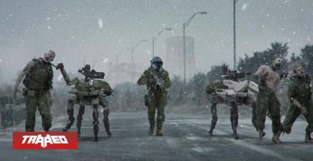 Zombies rusos y robots cuadrúpedos fueron desechados para Call of Duty: Modern Warfare