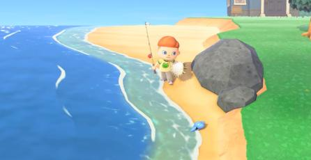 Animal Crossing: New Horizons – Tráiler Novedades Julio