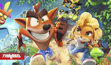 Así será Crash Bandicoot: On the Run en tu celular