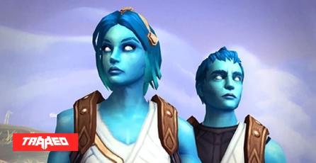 Blizzard incluirá personaje transgénero en World of Warcraft: Shadowlands