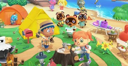 <em>Animal Crossing: New Horizons</em> es el juego más vendido de Japón en lo que va de 2020