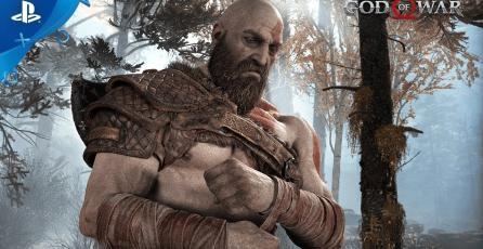 God of War trailer 2018
