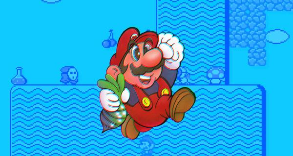 #ViernesRetro: <em>Super Mario Bros. 2</em>