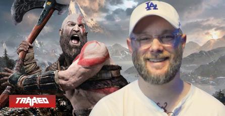 Director de God of War fue amenazado por twitter y el padre de la franquicia sale a defenderlo