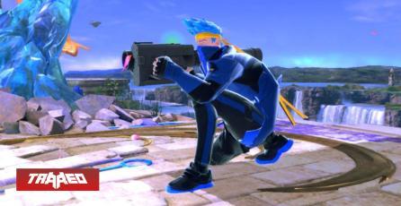 Modders incluyen a Ninja entre los personajes de Super Smash Bros. Ultimate