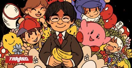 Hoy se cumplen 5 años desde la muerte de Satoru Iwata, presidente de Nintendo