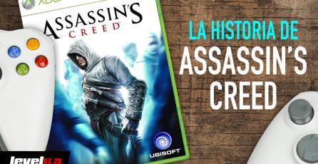 La historia detrás de: <em>Assassin's Creed</em>