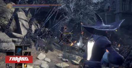 Estos son los pasos para jugar el Dark Souls 3 como si fuera el Resident Evil