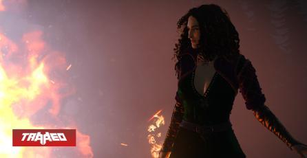 Mods en The Witcher 3 hace que Yennefer y Triss se vean como sus actrices de Netflix