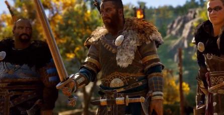 Ubisoft prometió gameplay de <em>Assassin's Creed: Valhalla </em>y ahora sí lo mostró