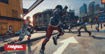 Hyper Scape: Battle Royale gratuito de Ubisoft ya está disponible en modo beta