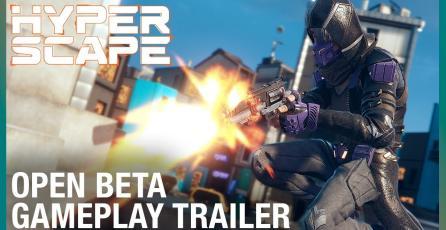 Hyper Scape: Open Beta