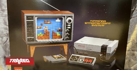 LEGO y Nintendo anunciarán pronto un nuevo set inspirado en la NES a 230 dólares