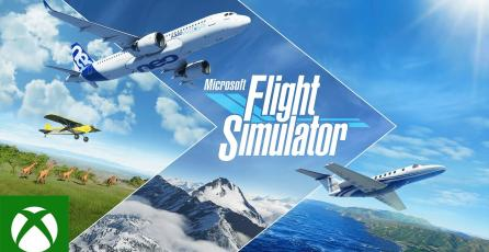 Microsoft Flight Simulator trailer