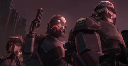 Revelan nueva serie de <em>Star Wars</em>; sus hechos serán después de la Guerra de los Clones