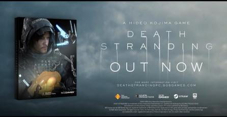 DEATH STRANDING – Trailer lanzamiento PC